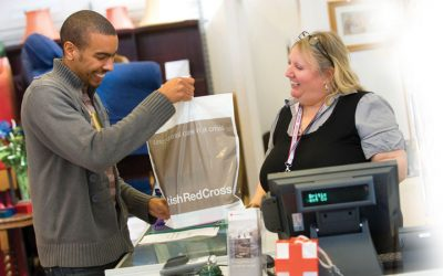 Charities continue to invest in 'high street' retail systems