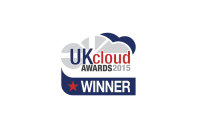 Cybertill on cloud nine after winning in UK Cloud Awards 2015