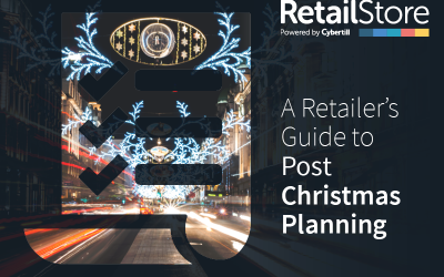 A Retailer's Guide to Post Christmas Planning