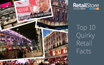 Top 10 quirky British retail facts